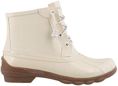 SPERRY Women's, Syren Gulf Duck Boot Ivory 11 M