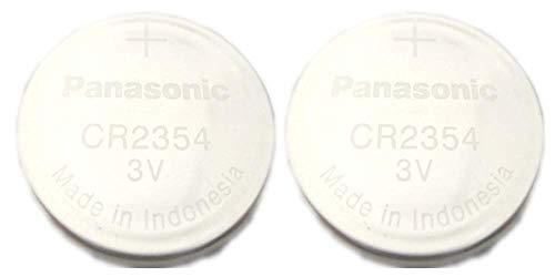 [Pack of 2] Panasonic CR2354 3V Lithium Cell Blister Packaging Battery