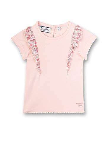 Sanetta Fiftyseven Shirt Manches Longues, Rose (Rosa 38091), 24 Mois Bébé Fille