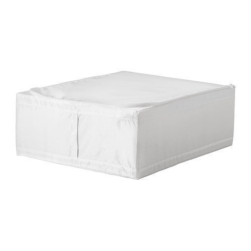 2 X IKEA SKUBB Tasche weiss 44 x 55 x 19 cm Schrankfach Box Aufbewahrung Fach NEU