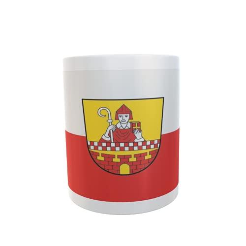 U24 Tasse Kaffeebecher Mug Cup Flagge Lüdenscheid