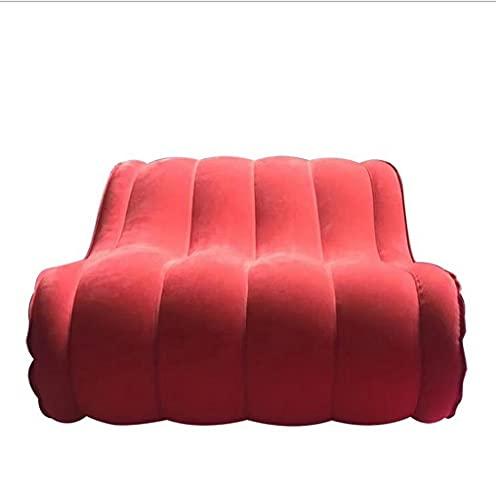 UsmanCR1 Traje Muebles De Rampa Inflable para, Almohada Cuña Y Almohada Elevación Conveniente para Llevar Al Aire Libre