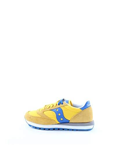 Saucony Scarpe Unisex Sneakers Basse 2044-299 Jazz Original Taglia 40.5 Giallo
