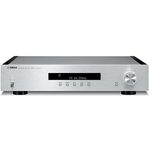 ヤマハ FM・AMチューナー ワイドFM FM補完放送 対応 シルバー/ピアノブラック T-S1100(SP)