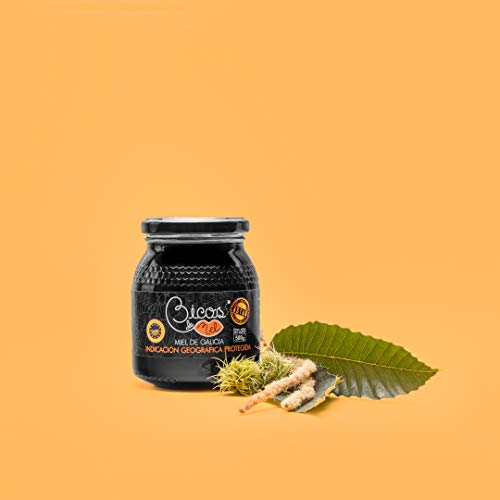 Miel Naturel Chataignier 500g