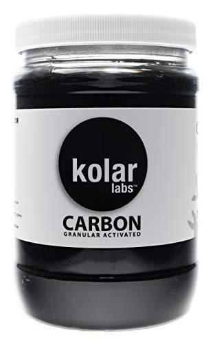 Kolar Labs- Aquarium Filter Carbon (Large Jar)