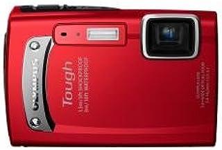 OLYMPUS 防水デジタルカメラ TOUGH TG-310 レッド 3m防水 1.5m耐落下衝撃 -10℃耐低温 1400万画素 3.6倍光学ズーム 2.7型液晶 TG-310 RED