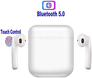 LayBote Bluetoooth 5.0 Earbuds with Mic