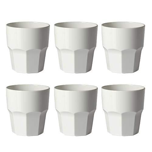 Omada Design set de 6 vasos de 30 cl, bebidas o vasos...
