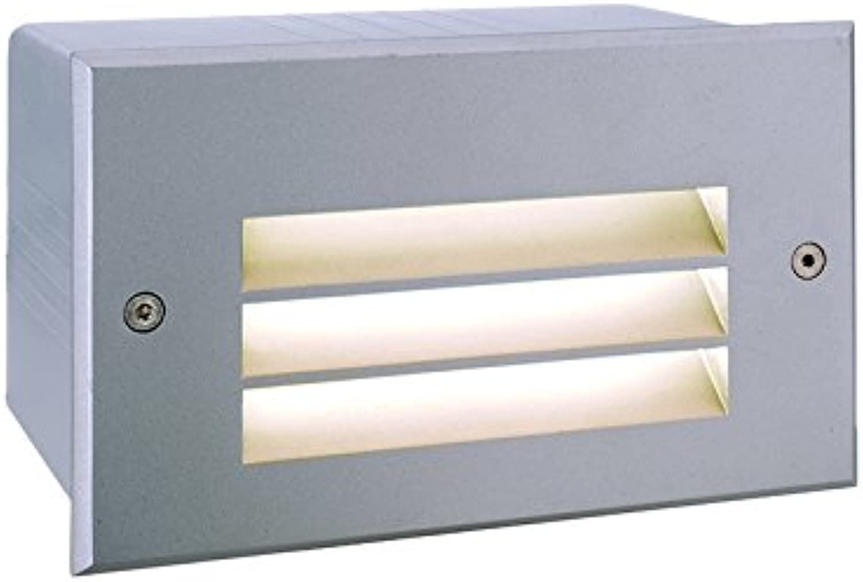 KapegoLED Wandeinbauleuchte, Side 5 LED, symmetrisch, 220-240 V AC 50-60 Hz, 3,20 W 730151