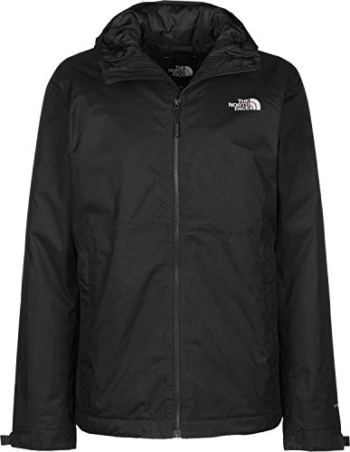 THE NORTH FACE Herren Insulated Synthetic M Millerton Insulate, Tnf Black, XL, 3YFI