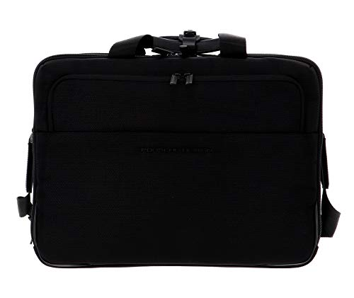 Porsche Design Roadster 4.1 Aktentasche XLHZ 41 cm Black