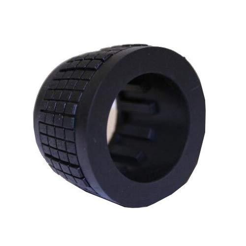 SunRace Plattensatz SM-SH56 mit Gegenplatte Schuhplatten, schwarz, One Size