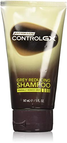 Just for Men Control GX Champú para hombres para reducir las canas (147ml) (3unidades)