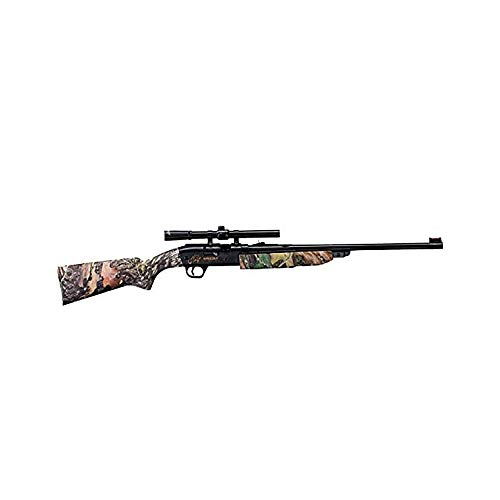 Daisy 994841-703 35.4 Inch 350 FPS 211 Yard Range Single Pump Action 4841 Mossy Grizzly Model 0.177 Caliber BB Air Rifle Gun with 4X15 Scope
