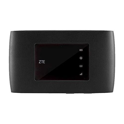 ZTE MF920V 4G Kostengünstiger Reise-Hotspot, für alle Netzwerke freigeschaltet - Schwarz