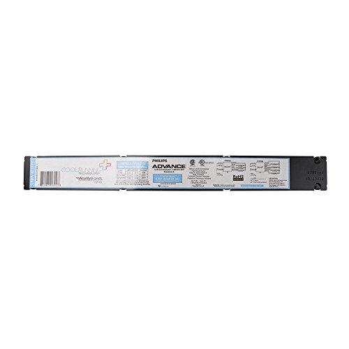 Advance ICRP-4PSP54-90C Elec. Fluorescent Ballast, 4 Lamp, 54W T5HO 120/277V