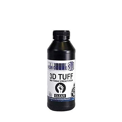 Monocure 3D Tuff 500 ml Resin for DLP 3D Printer