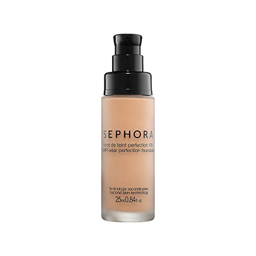SEPHORA COLLECTION 10 HR Wear Perfection Foundation 22 Light Natural (P) 0.84 oz by SEPHORA COLLECTION