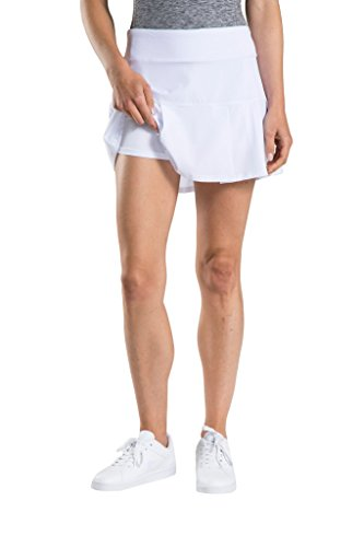 Prince Womens Stretch-Woven Tennis Skort