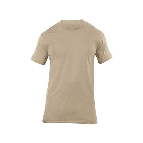 5.11 Utili-T Crew T-Shirt pour Homme Moyen ACU Tan.