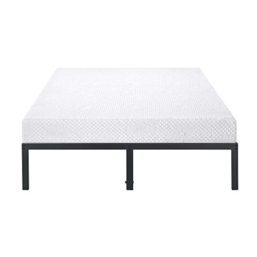Olee Sleep Ultra-durable Metal Platform Mattress Frame