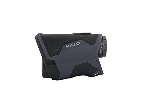 Halo XR700-8 700 Yard Laser Range Finder, Black/Grey, One Size