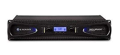 Crown XLS2502 Two-channel, 775-Watt at 4? Power Amplifier by Crown