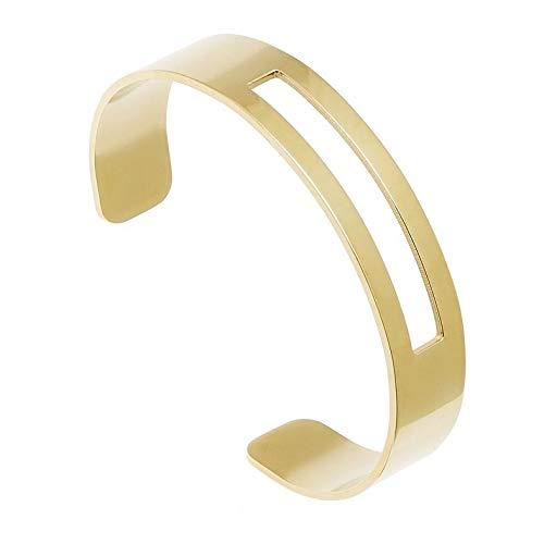 Zag Bijoux Bracelet jonc Léa (doré Jaune)