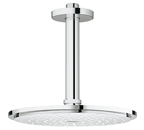 Grohe Rainshower Cosmopolitan Metal douchekop, Monogetto, chroom, diameter 210 mm voor het plafond Chroom.