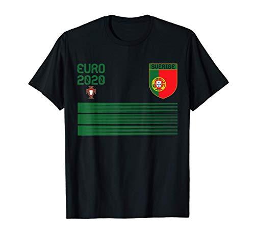 Maglia da calcio Portogallo 2020 Portogallo Soccer Maglietta