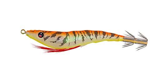 """Yo-Zuri Duel Squid Jig EZ-Slim Cloth, 3 1/8"""", Luminous Orange"""