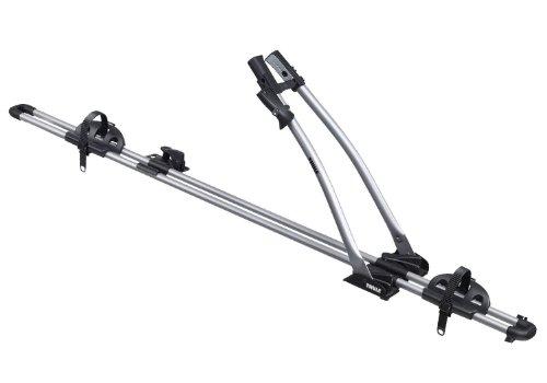 Thule FreeRide, Portabicicletas vertical, funcional y fácil de usar, que satisface las necesidades básicas.