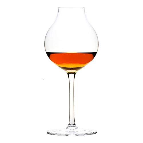 Vaso de whisky de licuadora profesional súper nicho para barman, catador de vinos, cristal, octomore XO, licor de brandy, copa de whisky