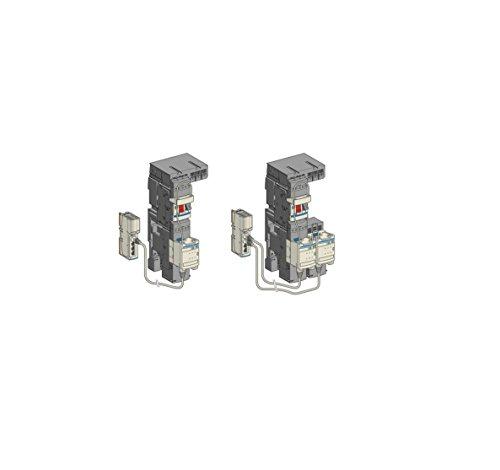 Schneider elec pic - pc7 03 09 - Bornero aguas arriba 16mm2 alimentación potencia
