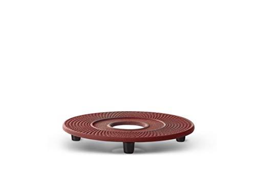 Bredemeijer INBG005R, Inoxidable, Rosso, 20 x 10 x 10 cm