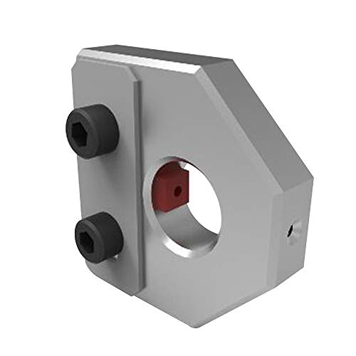 Kehuashina Conector de filamento de impresora 3D roto - para todo tipo de filamento (PLA ABS HIPS PC PETG PA PP PVB Gradiente) - Accesorios de impresora 3D - 3mm
