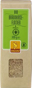Urkornhof Bio BIO Braunhirse Flocken Wildform (2 x 300 gr)