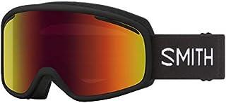 Smith Vogue Snow Goggles (Black, Red Sol-X Mirror)