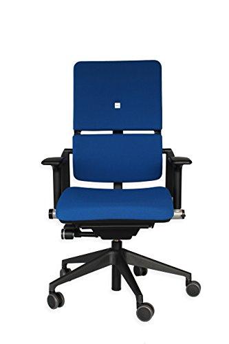 cb creative bueroeinrichtung Bürostuhl Steelcase Please (Blau)