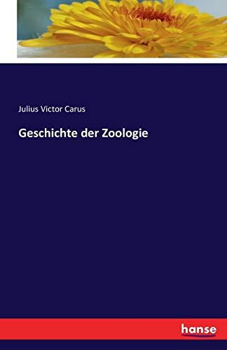 Geschichte der Zoologie