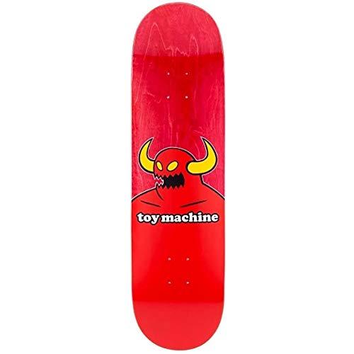Monster Toy Machine tavola da Skate Deck 8.25' Grip Incluso