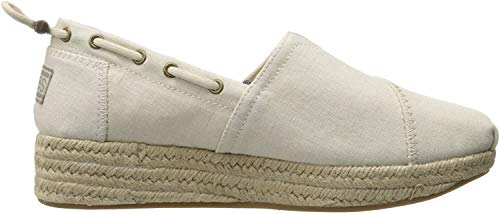 Skechers Women's Highlights-Set SAIL Espadrilles, Beige (Natural NAT), 6 (39 EU)