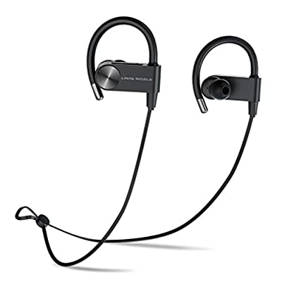 Bluetooth Headphones Sports 5.0 LINPA WORLD Wir...
