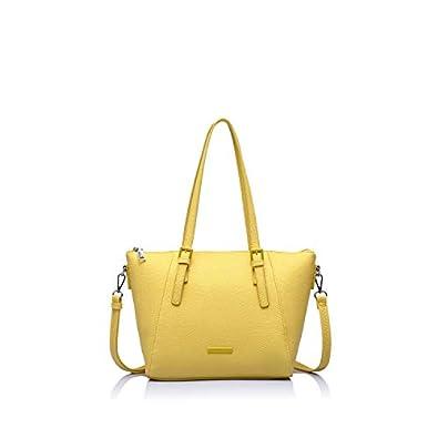 Caprese Opium Women's Satchel Medium Yellow
