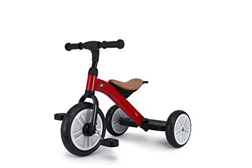 マイパラス(Mypallas) BMW 三輪車 後輪ボード付 4色 幼児用 BM-TR レッド