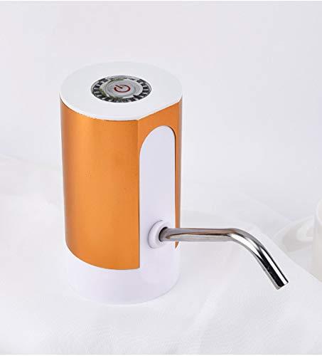 CNMGB waterpomp, oplaadbaar, USB, automatisch en krachtig, voor waterdispenser, oplaadbare accu voor keuken en camping op kantoor