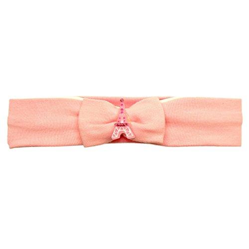 Souvenirs de France - Bandeau Cheveux Fille Paris - Rose