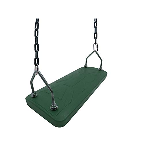 MYFSPORTS Kit De Columpio para Niños Al Aire Libre,Adecuado para Jardín Interior O Exterior,Carga Máxima 150 Kg Green
