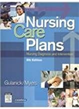 Nursing Care Plans: Nursing Diagnosis and Intervention